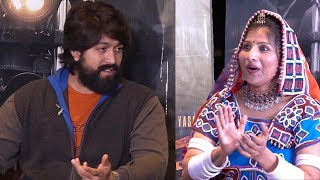 Rocking Star Yash Sings Annthamma Song From Mr & Mrs Ramachari | KGF Team Interview | TFPC - TFPC