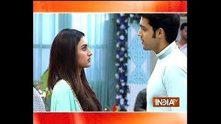 Kasautii Zindagii Kay 2: Prerna, Anurag engage in romantic moment - INDIATV