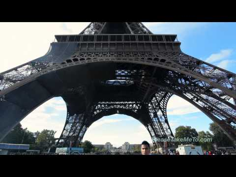 Eiffel Tower - Paris, France -pPOUg26EXiU