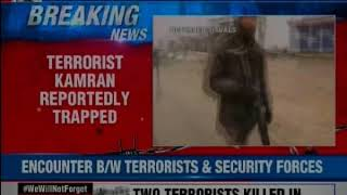 Pulwama Encounter Updates: Two Jaish-e-Mohammed terrorist involved & killed in army encounter - NEWSXLIVE