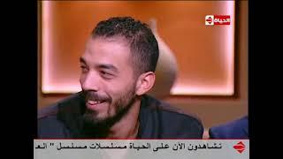 ابن الفنان حجاج عبد العظيم يشارك فى مسرحية سيدتى الجميلة