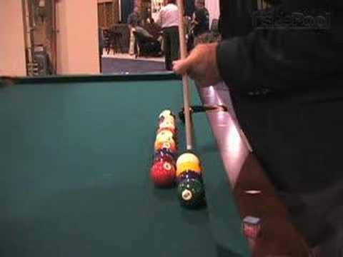 Super Cool Pool Trick Shot