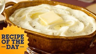 Tyler's 5-Star Mashed Potatoes | Food Network - FOODNETWORKTV
