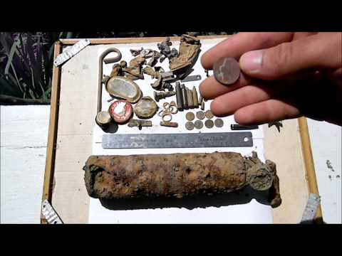 Metal Detecting Finds - May 4, 2013