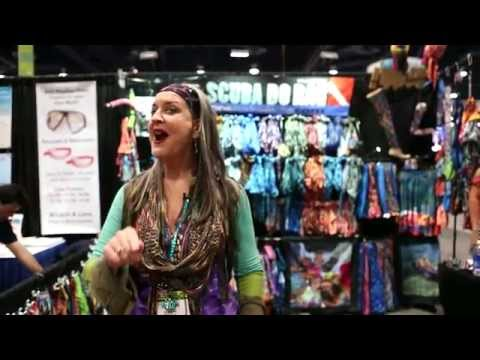 CaliforniaDiver.com Meets Scuba Do Rag at the 2014 DEMA Dive Show