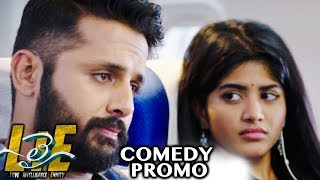 #LIE Movie Comedy Promo - Nithiin, Arjun, Megha Akash | Hanu Raghavapudi - 14REELS