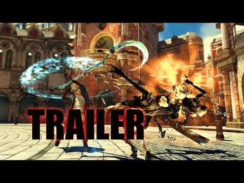 DMC - Devil May Cry - Official Gamescon Trailer