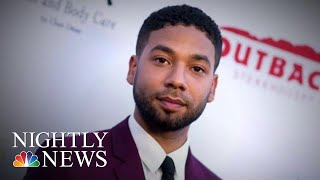 Brothers Questioned In Jussie Smollett Case Step Forward Publicly | NBC Nightly News - NBCNEWS
