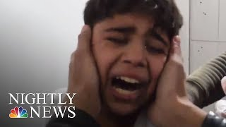 Hundreds Killed Near Damascus In Bombing Campaign By Syrian Government | NBC Nightly News - NBCNEWS