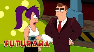 FUTURAMA | Season 8, Episode 6: It's a Hit! | SYFY - SYFY