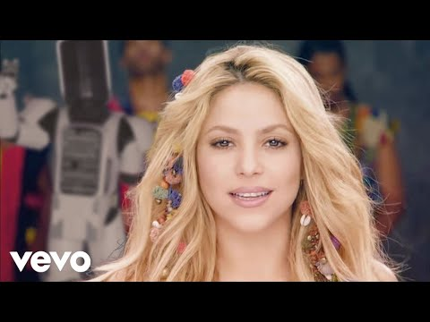Shakira - Waka Waka (This Time for Africa) (The Official 2010