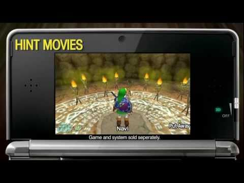 YogTrailers Legend of Zelda Ocarina of Time 3DS Trailer