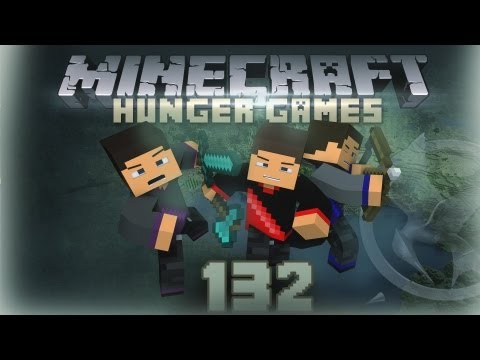 Minecraft: Hunger Games - Game 132 - FISHIN POLES WTF w/ IAmTheAttack and SGCBarbierian