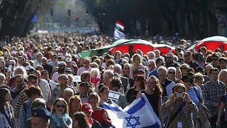 المجر تحيي ذكرى ضحايا المحرقة اليهودية في الحرب العالمية الثانية