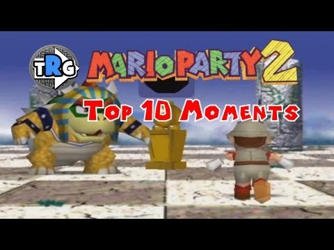 TheRunawayGuys Mario Party 2 Top 10 Moments