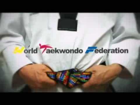 סרטון תדמית של ההתאחדות העולמית לטאקוונדו