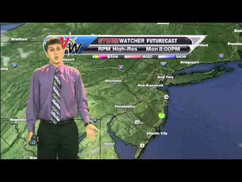 Monday September 22nd Afternoon forecast