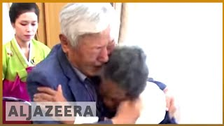 🇰🇷 🇰🇵 Korean families reunite after being separated since 1950s | Al Jazeera English - ALJAZEERAENGLISH