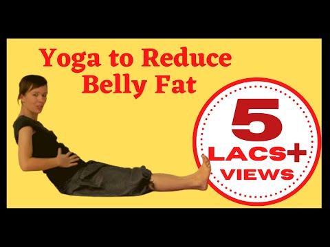 Yoga to Reduce BELLY FAT -pSfqAoFyjas