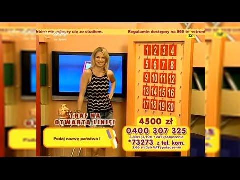 Jeden z programów interaktywnych nadawanych przed laty z Budapesztu, emitowany na nieistniejącym już dziś kanale TVN Gra.