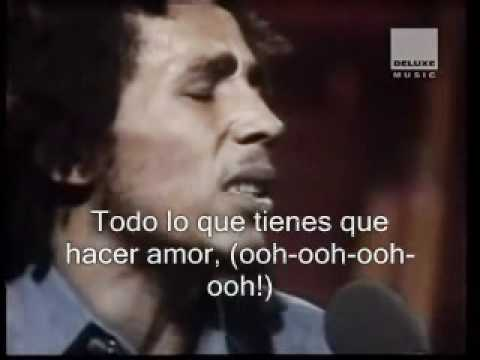Bob Marley - Stir It Up subtitulado