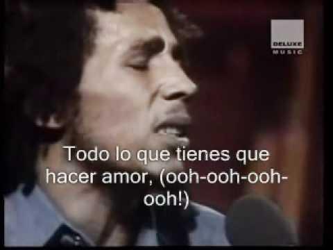 Bob Marley - Stir It Up subtitulado