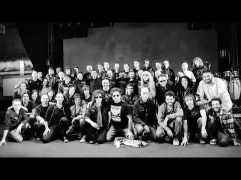 BUNBURY & CALAMARO - Crimen (Gustavo Cerati) - vídeo en vivo