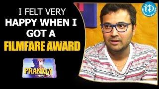 I Felt Very Happy When I Got a Filmfare Award - Singer Sri Krishna || Talking Movies With iDream - IDREAMMOVIES