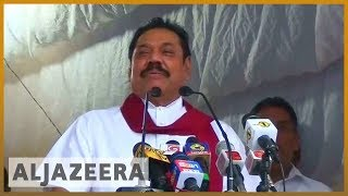 🇱🇰Sri Lanka's disputed Prime Minister Mahinda Rajapaksa resigns l Al Jazeera English - ALJAZEERAENGLISH