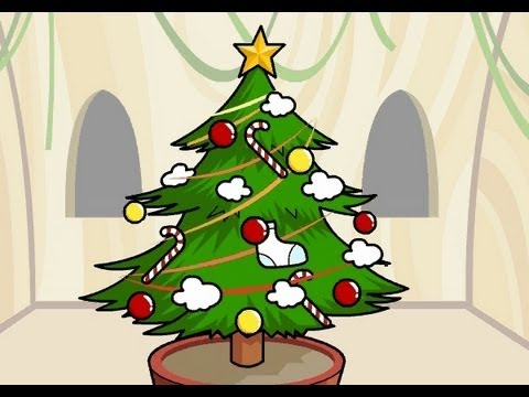 Muffin Songs – O Christmas Tree  İngilizce Tekerlemeler ve İngilizce Çocuk Şarkılar