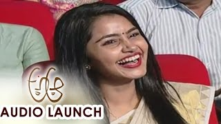 A Aa Audio Launch Part 07 || Nithiin, Samantha, Trivikram, Mickey J Meyer - ADITYAMUSIC