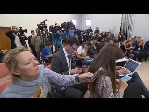20.10.2016 Заявление В. Путина для прессы по итогам визита в Берлин
