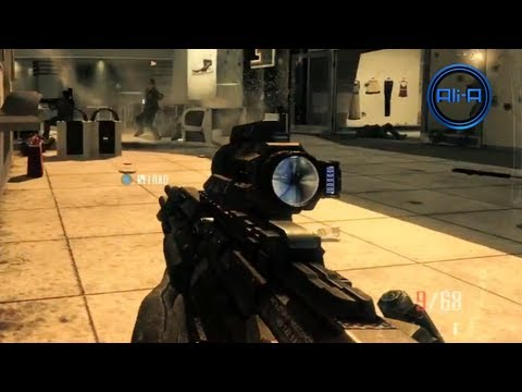 """Call of Duty: Black Ops 2 GAMEPLAY"" - Extended Footage & Breakdown - COD BO2 Official E3 2012 HD"