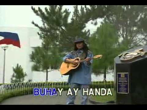 Freddie Aguilar - Pag-ibig sa bayan -pU0ATcgTpbM