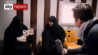 Breaking News: Shamima Begum says people should have sympathy - SKYNEWS