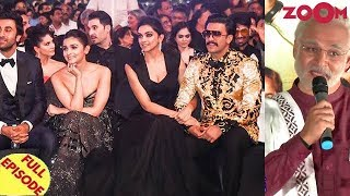 Bollywood Stars attend 64th Filmfare awards | Vivek Oberoi opens up on his Sting operation & more - ZOOMDEKHO
