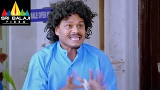 Lovers Movie Sapthagiri Comedy Scene in Hospital    Sumanth Ashwin, Nanditha - SRIBALAJIMOVIES