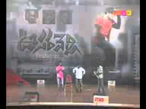 Oosaravelli audio function comedy by Anil Cherukur