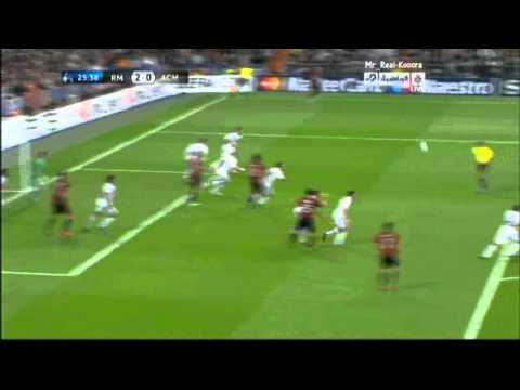 Real Madrid Vs Milan 2010 1
