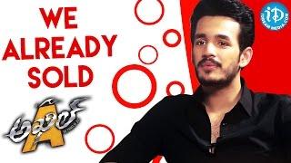 We Already Sold Akhil Movie - Akhil Akkineni || Talking Movies With iDream - IDREAMMOVIES