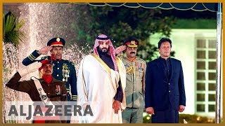🇸🇦🇵🇰 Did Saudi crown prince deserve Pakistan's highest civilian honour? | Al Jazeera English - ALJAZEERAENGLISH