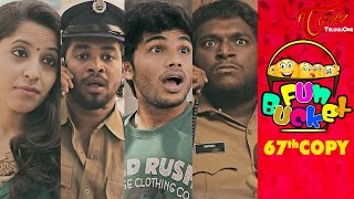 Fun Bucket | 67th Copy | Funny Videos | by Harsha Annavarapu | #TeluguComedyWebSeries - TELUGUONE