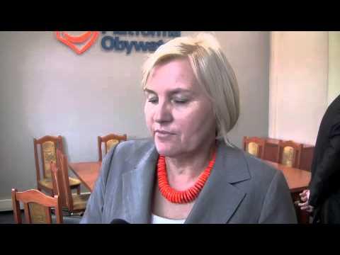 Września: Krystyna Poślednia spotkała się z samorządowcami