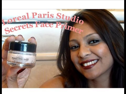 L'Oreal Paris Studio Secrets Face Primer Review
