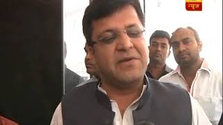 UP RS Poll: SP MLA Nitin Agrawal claims BJP's win - ABPNEWSTV