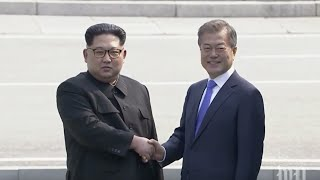 Watch live: Moon Jae-in and Kim Jong Un meet for historic summit of the Koreas - WASHINGTONPOST