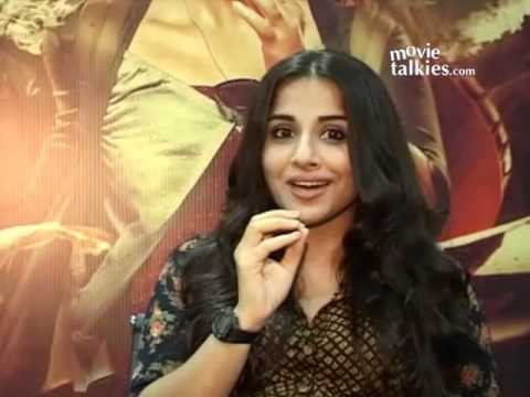 Vidya balan Talks About The Promos Of Her Upcoming Film 'Kahaani'