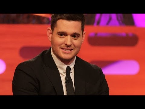 Michael Bublé sings to baby bumps - The Graham Norton Show - Series 13 Episode 2 - BBC One