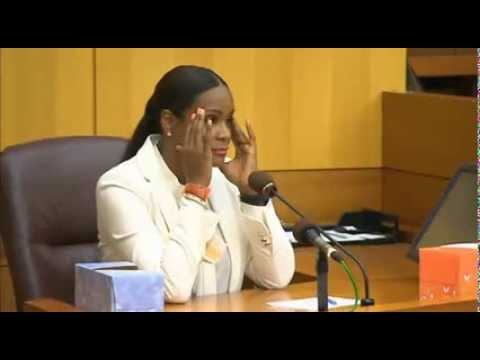 Usher/Tameka Foster Emergency Custody Hearing - Part 1