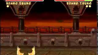 Скоростное прохождение игры Mortal Kombat II